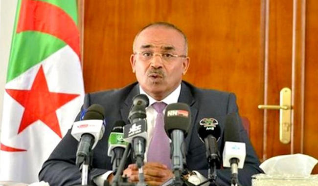 FORTHCOMING ELECTIONS, HALT TO SHOW ALGERIA'S STRENGTH, PEOPLE'S COHESION