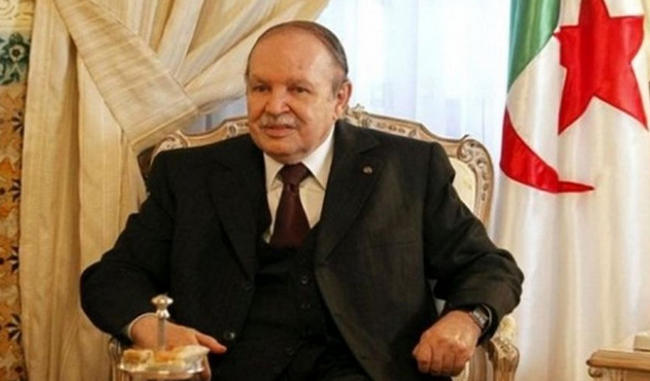 PRESIDENT BOUTEFLIKA ELECTED AU'S VICE-CHAIRMAN FOR 2017