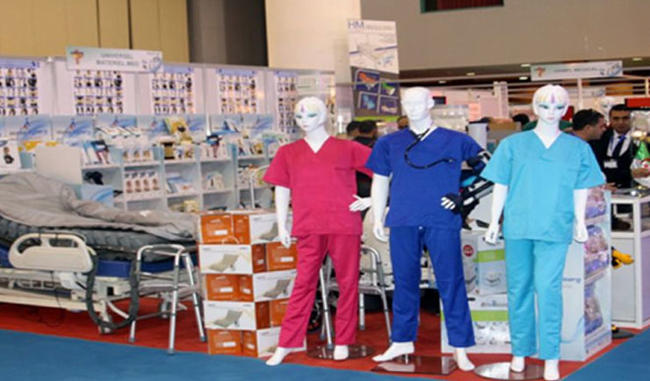 OVER 250 COMPANIES AT NEXT INTERNATIONAL HOSPITAL FURNITURE EXHIBITION IN ORAN