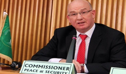 ALGERIAN SMAIL CHERGUI RE-ELECTED AFRICAN UNION COMMISSIONER FOR PEACE AND SECURITY.