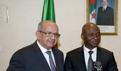 MALI SEEKS TO DRAW ON ALGERIA'S EXPERIENCE IN FIGHT AGAINST TERRORISM
