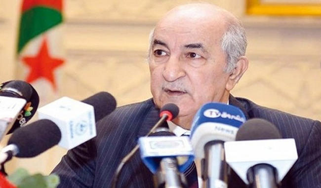 PRESIDENT BOUTEFLIKA APPOINTS ABDELMADJID TEBBOUNE PRIME MINISTER