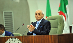 SAID BOUHADJA ELECTED SPEAKER OF PEOPLE'S NATIONAL ASSEMBLY