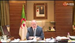 Message de S E M Sabri Boukadoum, Ministre des Affaires Etrangères