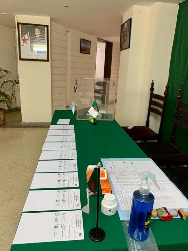 photos et videos Élections législatives 12 juin 2021